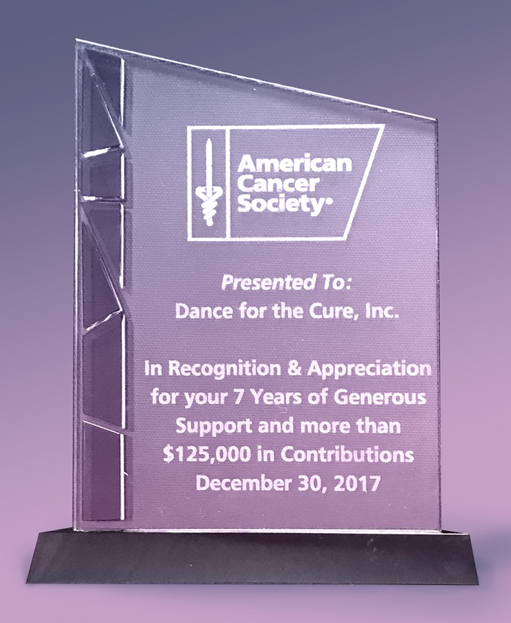 American Cancer Society Award