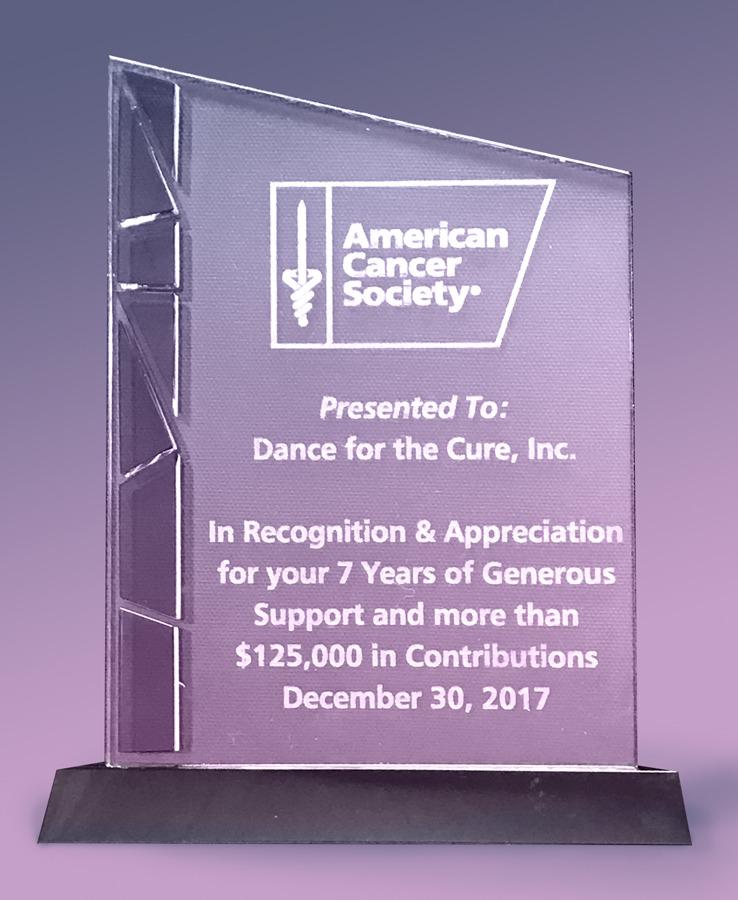 American Cancer Society Award