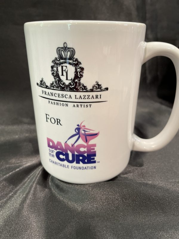 Francesca Lazzari Cup for Dance for the Cure, Inc.
